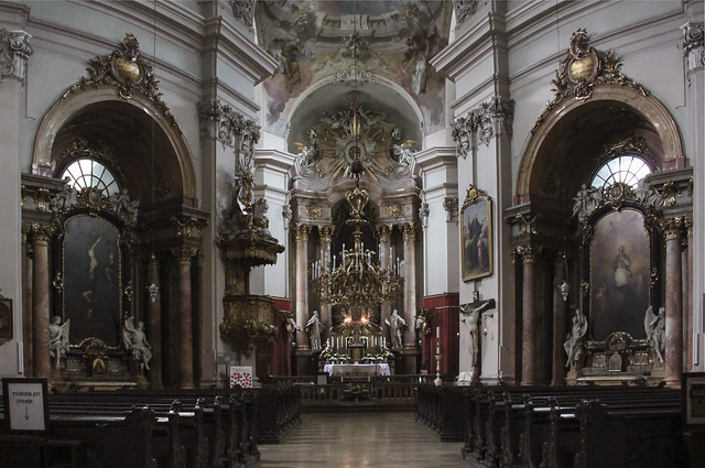 Piarist Church, Vienna