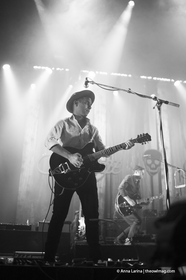Lord Huron @ The Fox Theater, Oakland 5/15/15