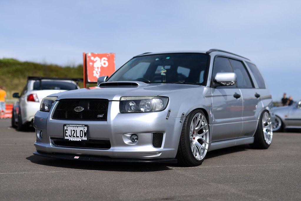 Subaru Forester XT Sti   Rafter   Flickr