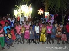 Vesak Celebrations in Northern Province