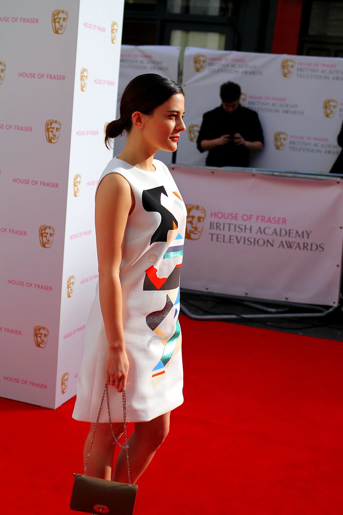 BAFTA Red Carpet 2015 (21)