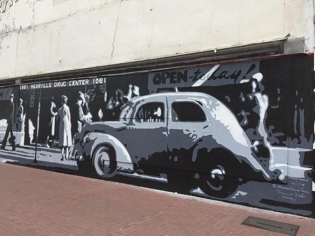Urban art, Market Street