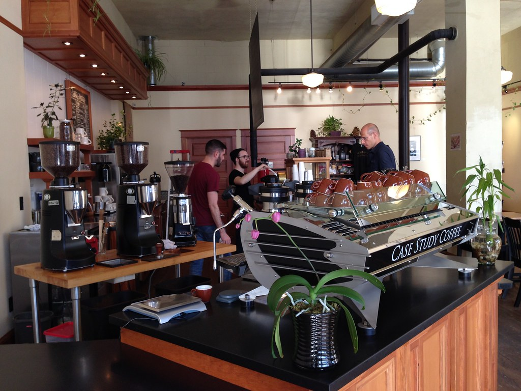 Case study coffee roasters portland