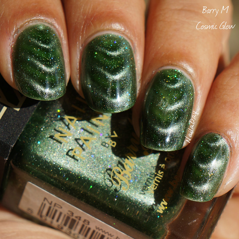 NailaDay: Barry M Cosmic Glow