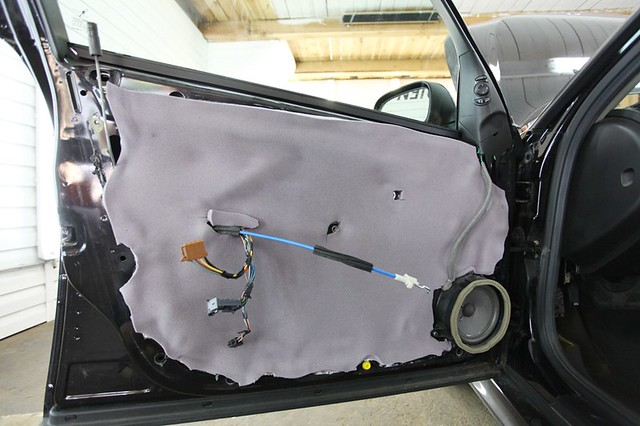 Saab sound deadening, vibration control, and thermal insulation