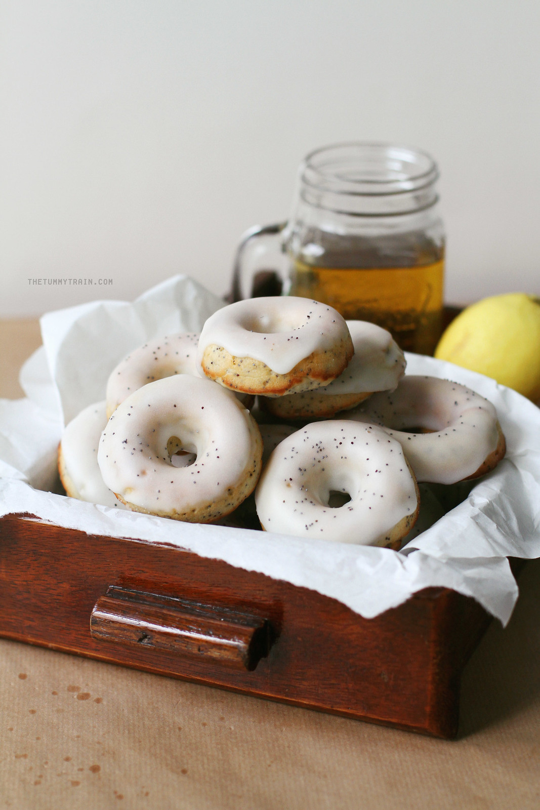 27534863394 7c33b86c46 h - Digging out these Baked Lemon Poppyseed Doughnuts from my archives