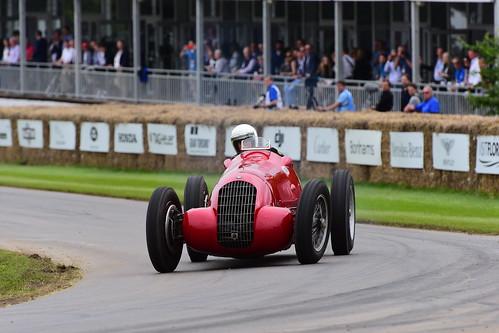 Julian Majzub, Alfa Romeo 308C, Goodwood Festival of Speed 2016