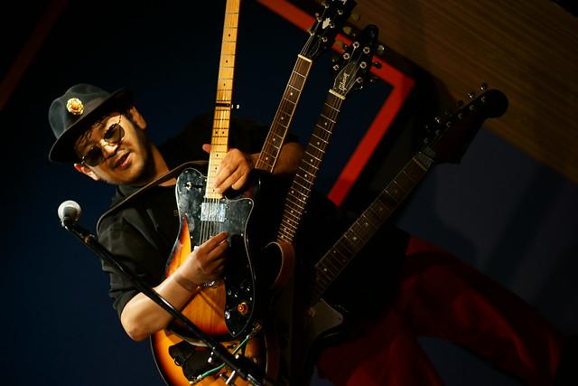 テキタクマツ live at Blue Heat, Tokyo, 08 May 2015. 179