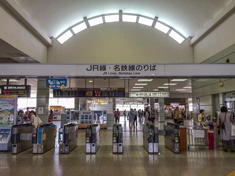 豊橋鉄道渥美線 南栄駅周辺を歩...
