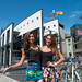 Royal Flush Girls Jeannie and Dalia