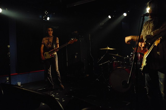 ROUGH JUSTICE live at 獅子王, Tokyo, 10 May 2015. 350