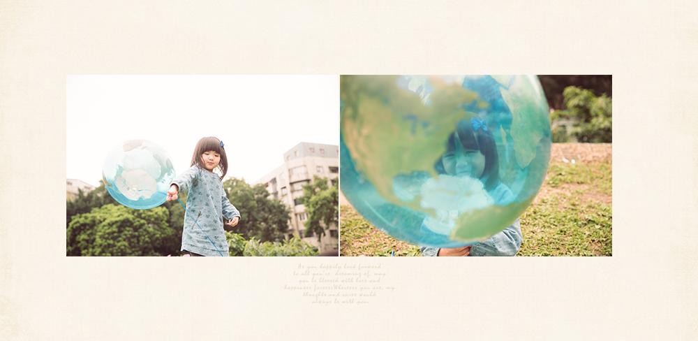 推薦自然風格親子寫真女攝影師兒童寫真拍攝