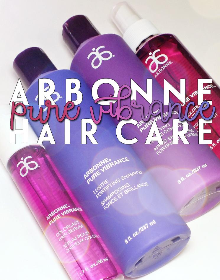 arbonne pure vibrance hair care (1)