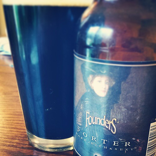 Dark, rich, and sexy. #beer #Yum