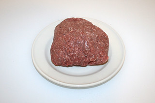 04 - Zutat Hackfleisch / Ingredient ground meat