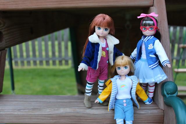 "Arklu ""Lottie"" Dolls"