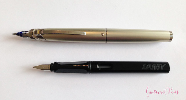 Review Visconti Pininfarina Nanotech Fountain Pen @AppelboomLaren (9)