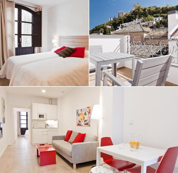 Casa Miravalle Apartamentos de Granada