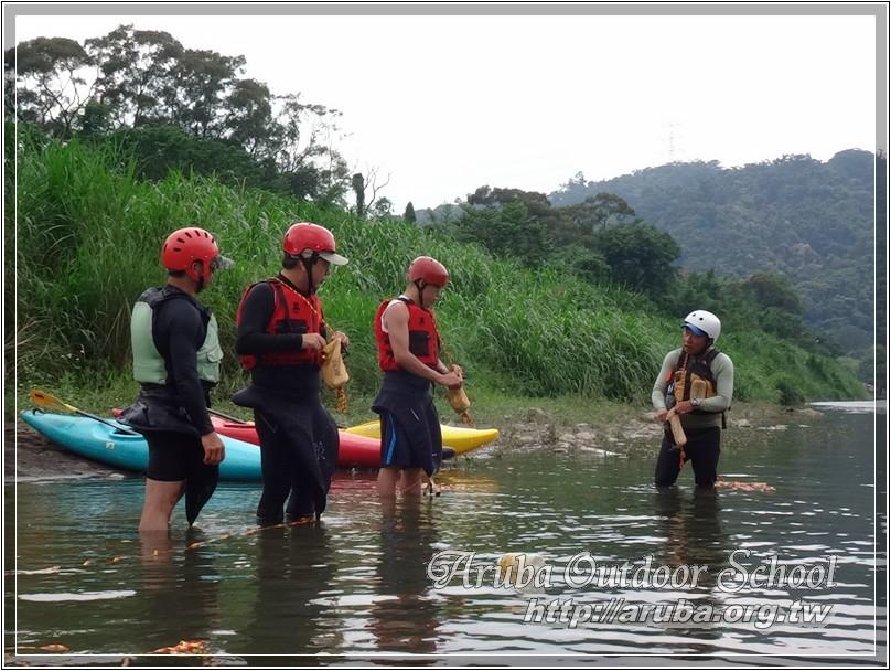 206期獨木舟訓練課程01