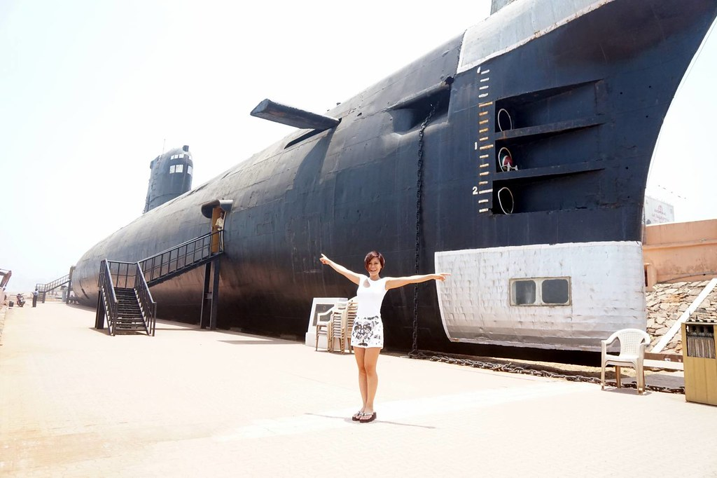 Kursura submarine museum - vizag - visit-007
