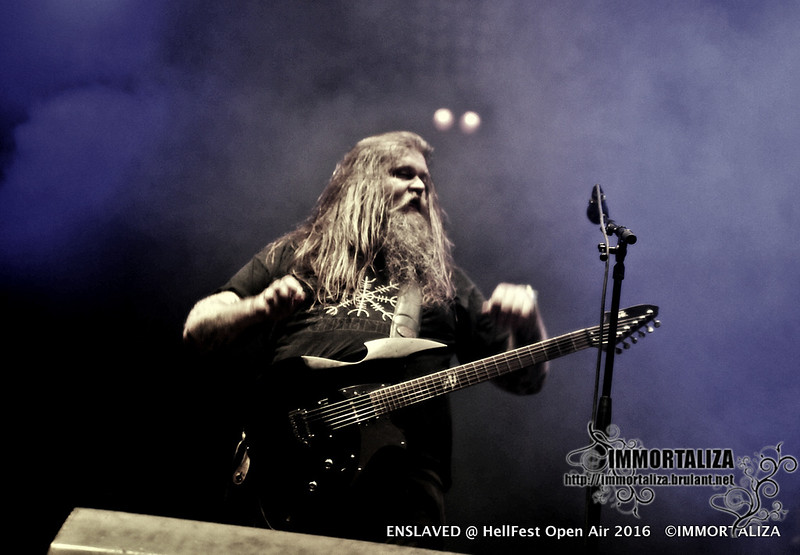 ENSLAVED @ HELLFEST OPEN AIR 2016 CLISSON FRANCE 28458443761_f338e86b40_c