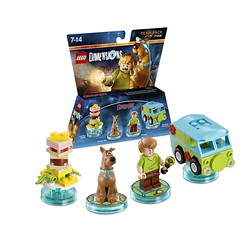 LEGO Dimensions 71206 - Scooby Doo Team Pack
