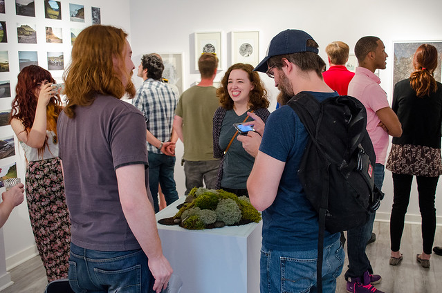 Iceland Residency Opening Reception