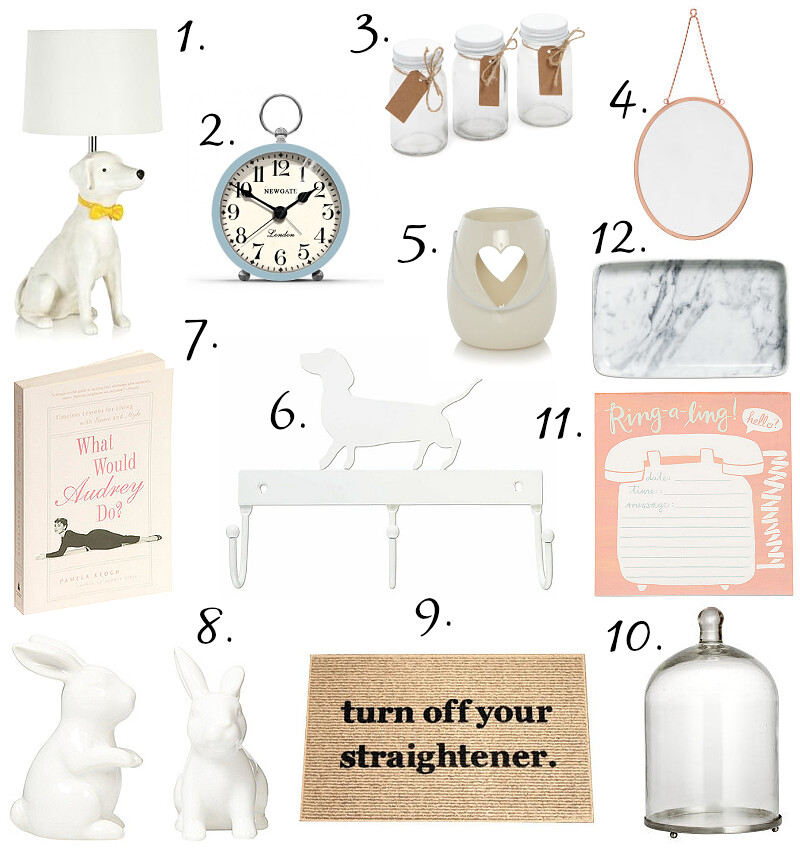home wishlist may
