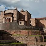 The Koricancha and Santo Domingo, Cusco, Peru
