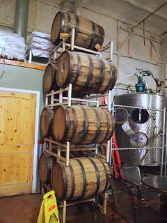 Palisade barrels