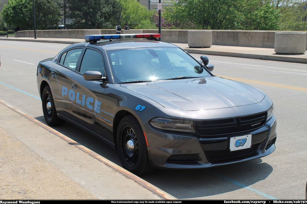 Norton Police Dodge Charger | Seen in Akron Ohio attending t ...