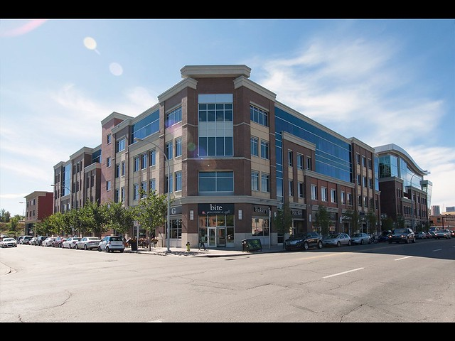Atlantic Avenue Art Block - LEED Silver