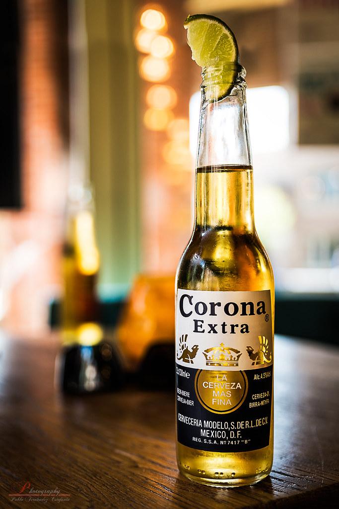 Beer In A Colba Glass Belgium
