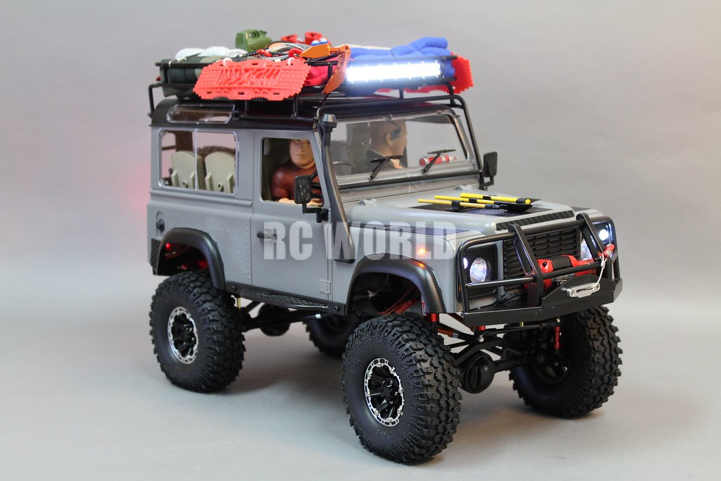rc land rover d90 defender 90 expedition rc land rover. Black Bedroom Furniture Sets. Home Design Ideas