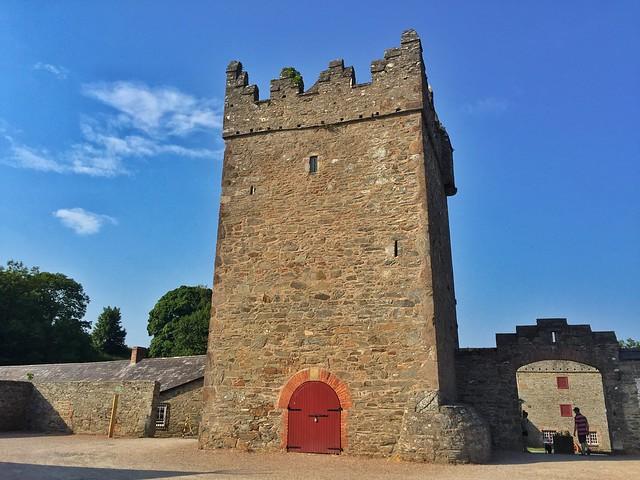 Castle Ward (Invernalia en Juego de Tronos, Irlanda del Norte)