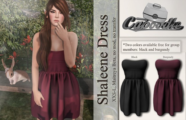 Caboodle - Free Group Gift - Shaleene Dress