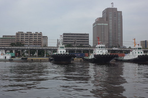 TUGBOAT Chiba Central Port area 17