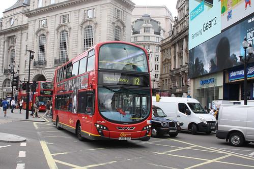 London Central WVL382 LX60DXP