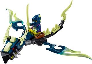 LEGO Ninjago 70735 - Ronin R.E.X.