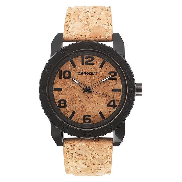 Mens Cork Watch