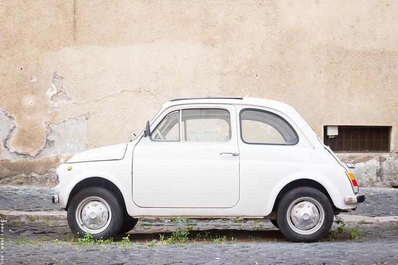 Vintage Fiat!