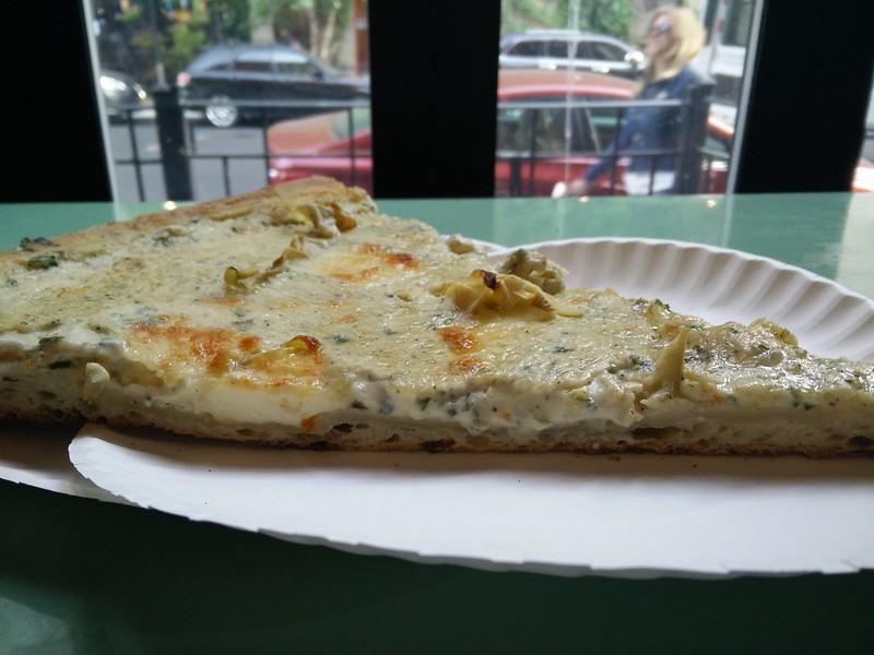 Artichoke Pizza NYC | packmeto.com