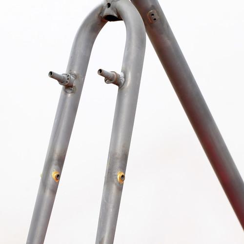 Steel Era Mudman Frame Set / For Canti Brake / スティールエラ マッドマン カンチ フレームセット