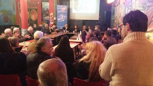 Reunión de los Foros Comunales del Deporte