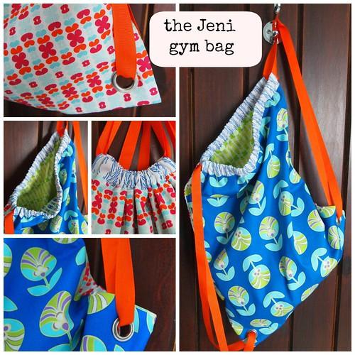 Grommet Drawstring Bag