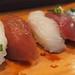 うにの合間の口直しにお寿司
