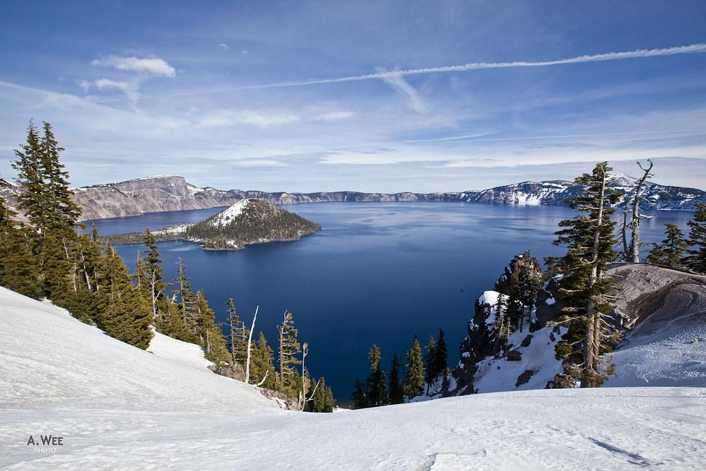 Caldera of Crater Lake