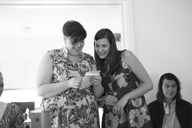 Emelie & Sannes bröllop!