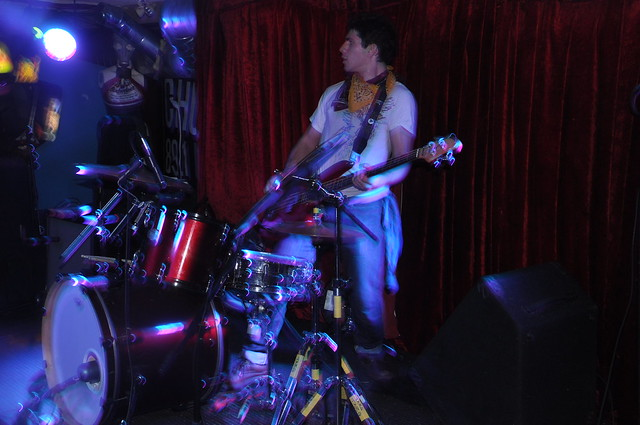 Downtown Boys at House of Targ
