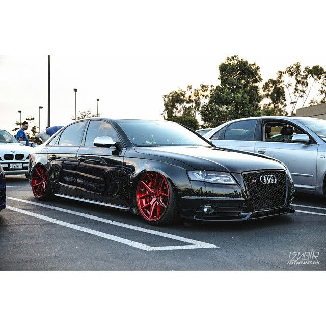 Audi 2015 S4: Bagged Audi? #audi #s4 #s5 #s7 #s8 #r8 From The Monthly Fu